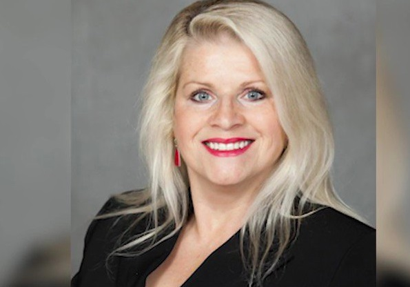 Die ermordete ehemalige Senatorin des Bundesstaates Arkansas, Linda Collins-Smith