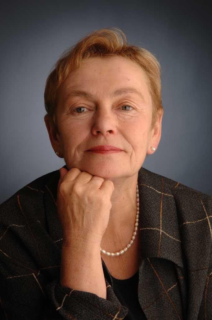 Bärbel Bohley (Bild: Nikola Kuzmanic)