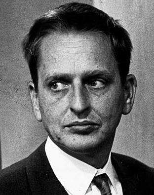 Olof Palme (Quelle: Wikipedia Olof Palme)